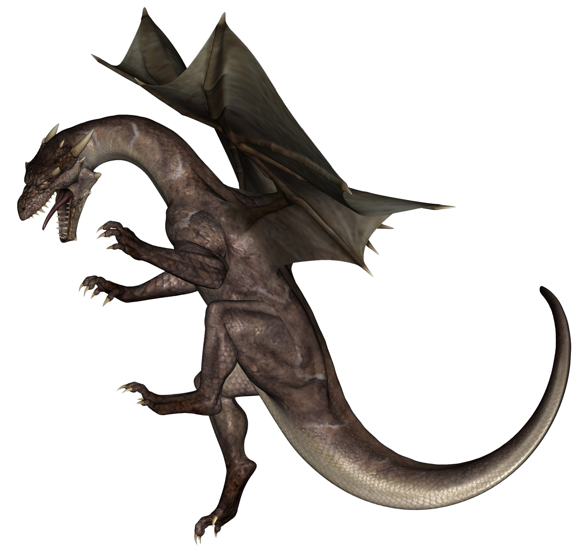 Dragon PNG - 7830