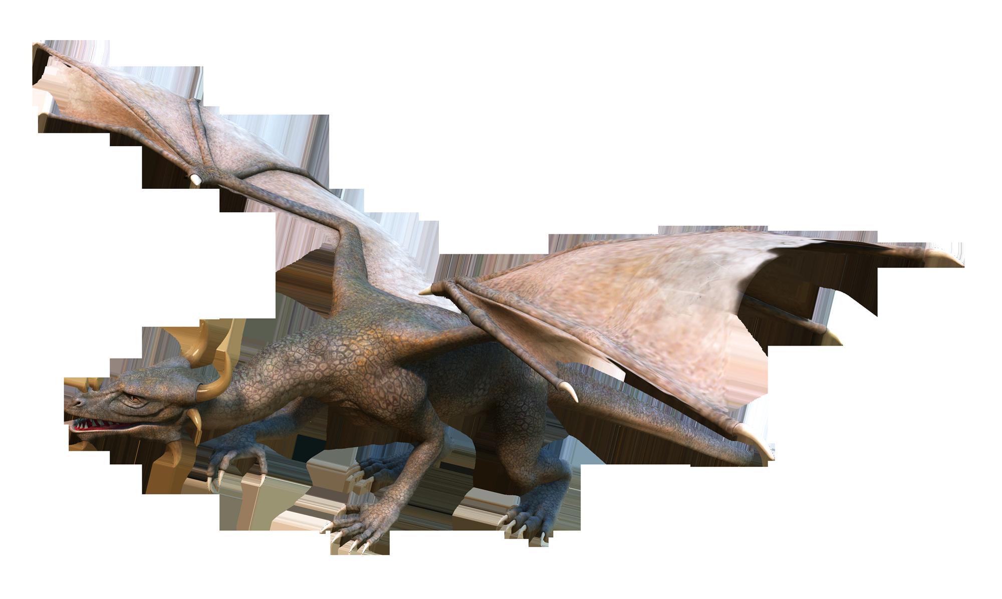 Dragon PNG - 7838