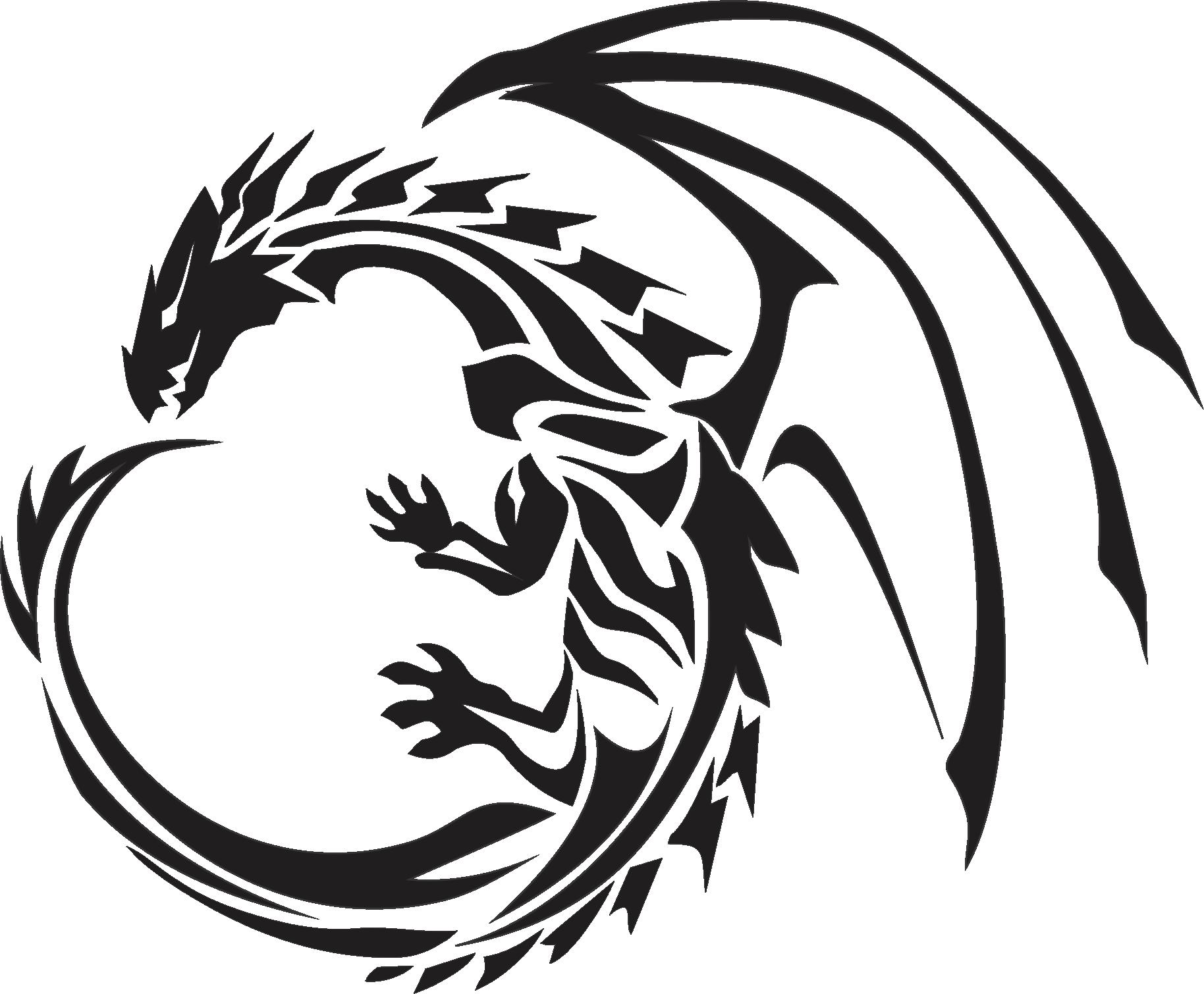Dragon PNG - 7828