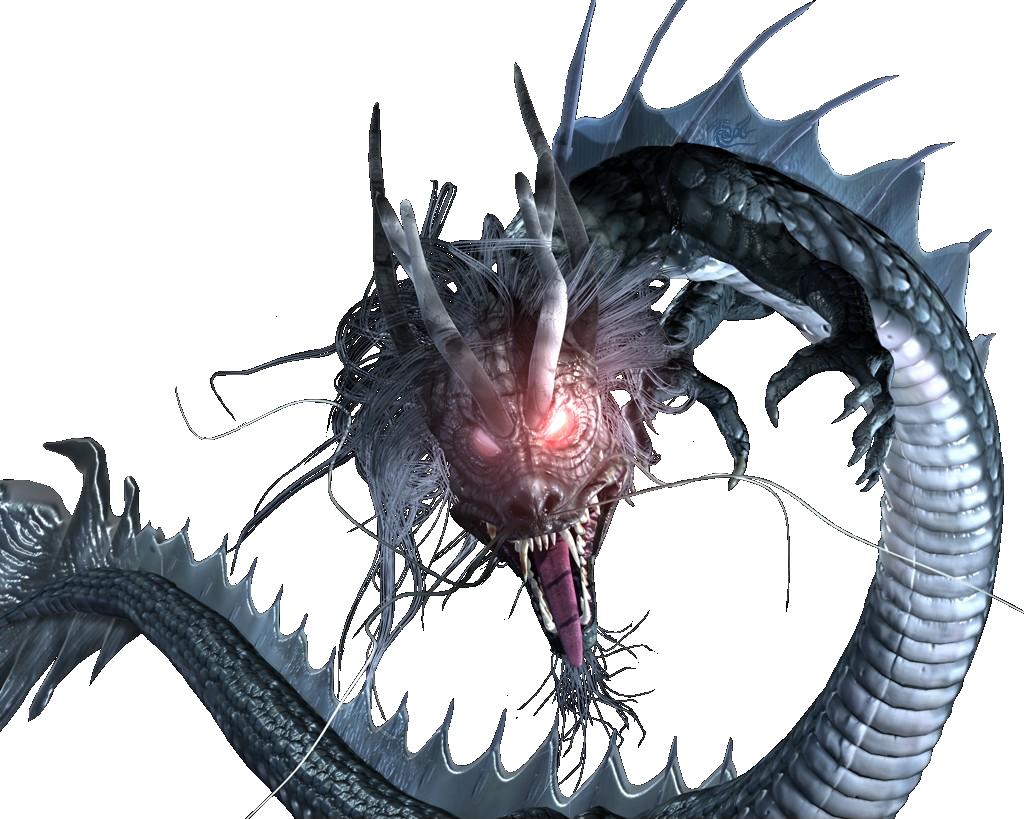 Dragon PNG - 7826