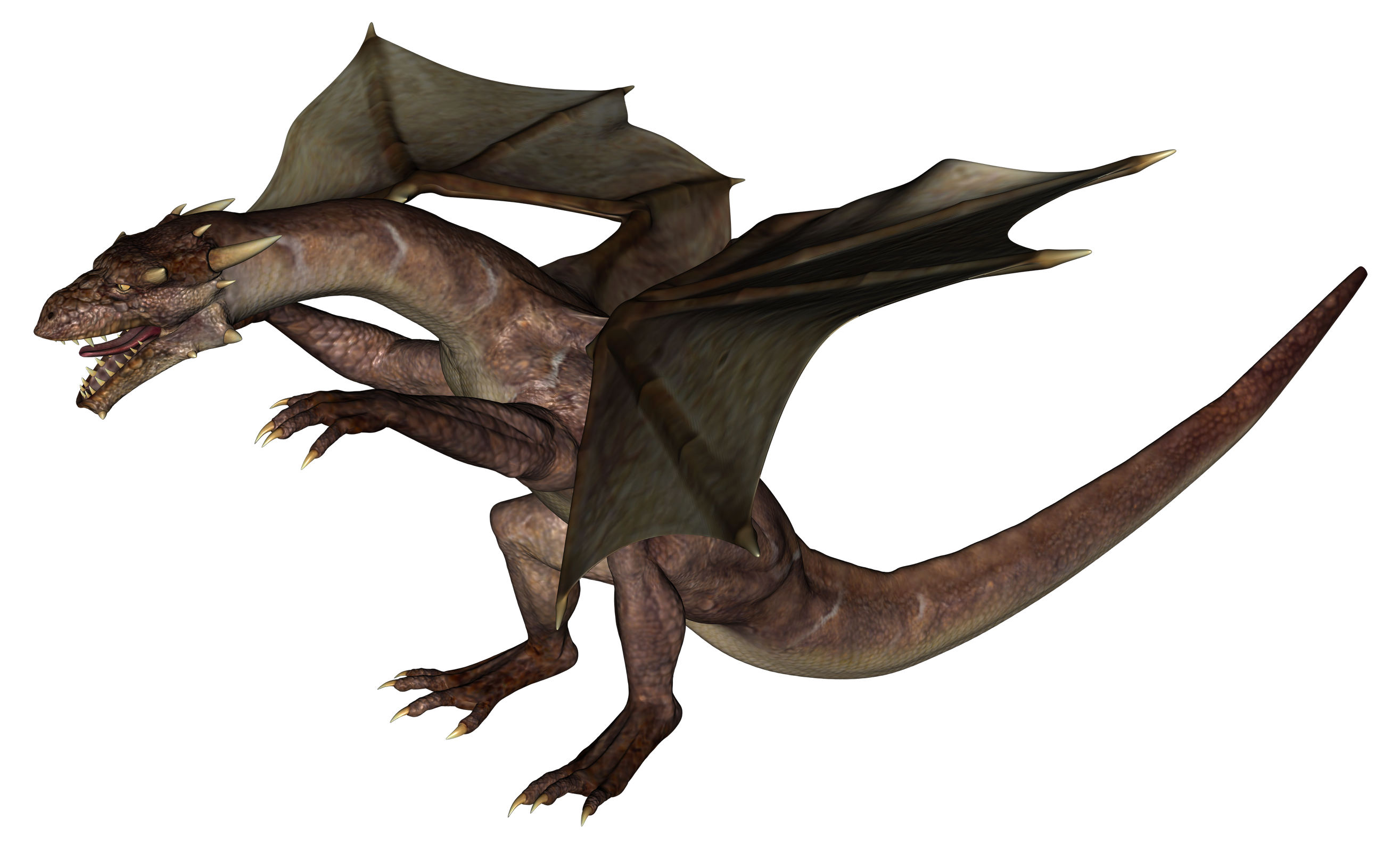 Dragon PNG Transparent Image - Dragon PNG