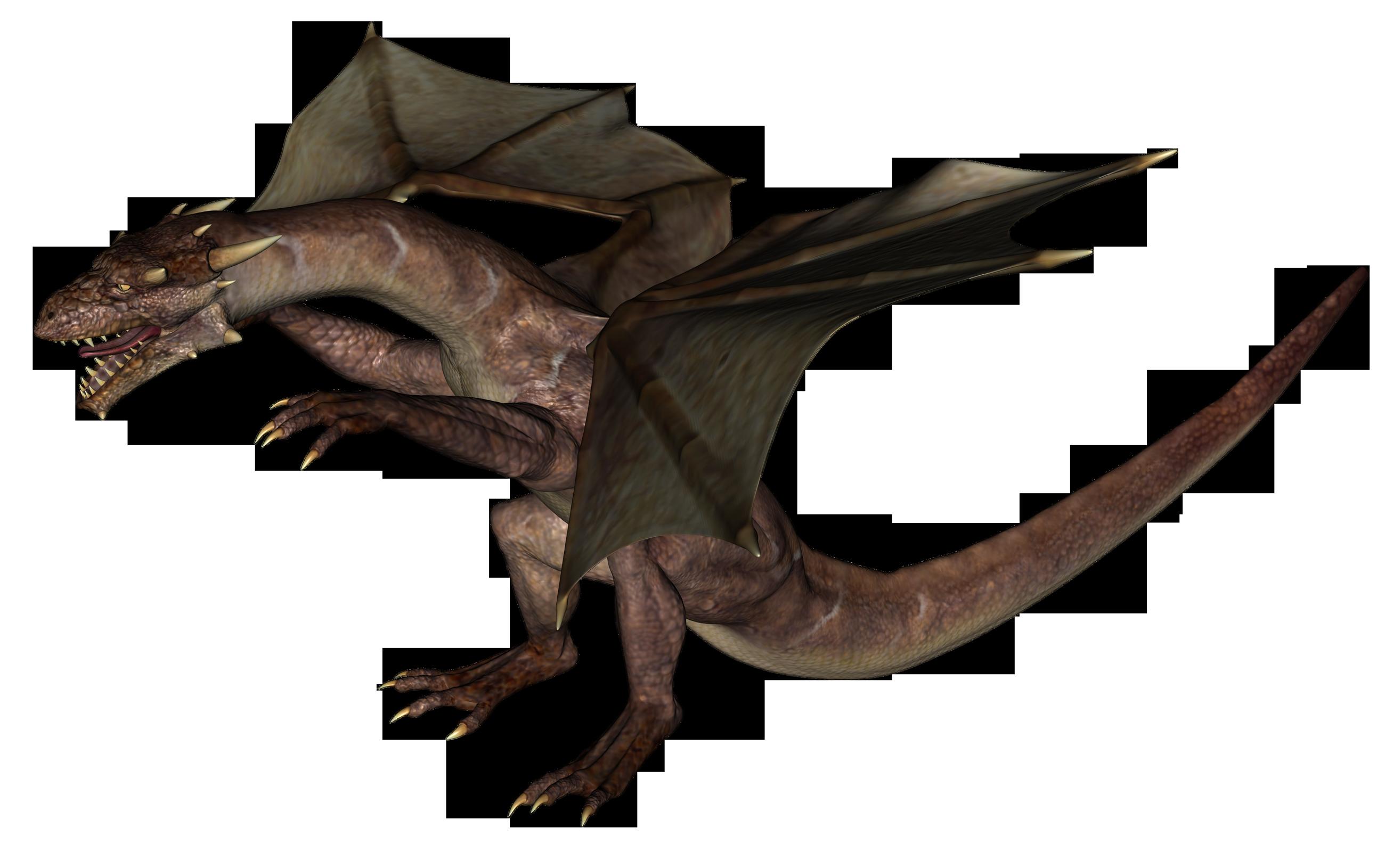 Dragon PNG - 7827