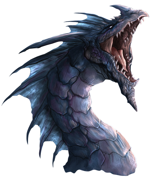 Dragon PNG - 7837