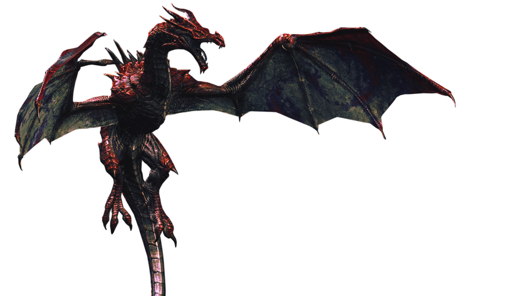 PNG File Name: Realistic Dragon PlusPng.com  - Dragon PNG