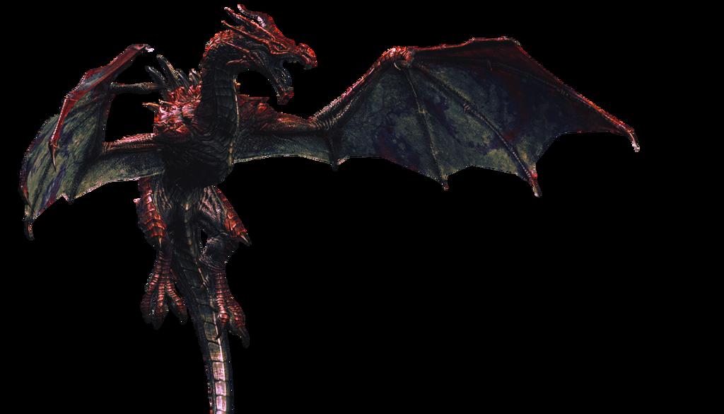 Dragon PNG - 7831
