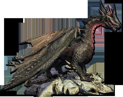 Dragon PNG - 7833