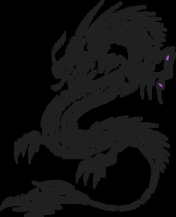 Download PNG image - Dragon T