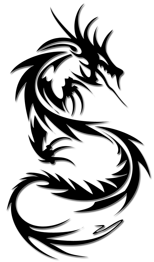 Dragon Tattoos Download Png PNG Image - Dragon Tattoos PNG