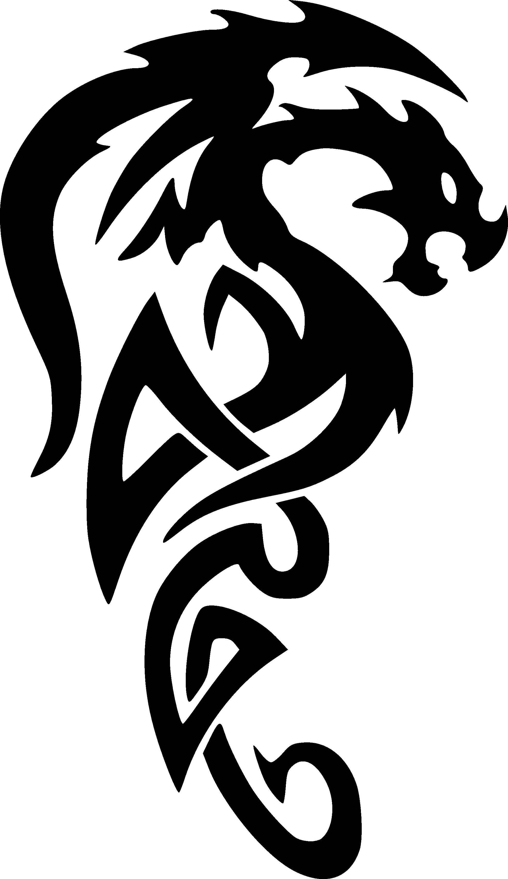 Dragon Tattoos PNG - 9006