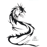 Dragon Tattoos Png Picture PNG Image - Dragon Tattoos PNG