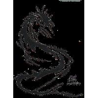 Dragon Tattoos PNG - 9015