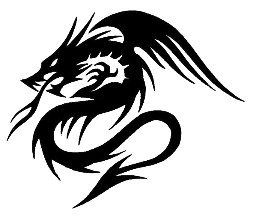 Dragon Tattoos Png PNG Image