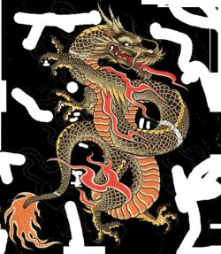 Dragon Tattoos PNG - 9008