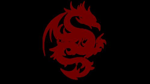 PNG File Name: Tribal Dragon