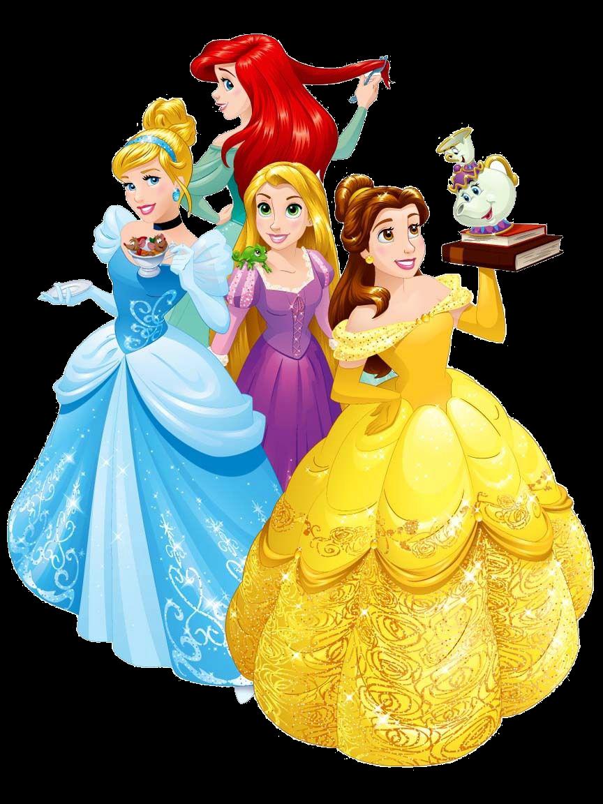 Disney Princesses PNG - 653