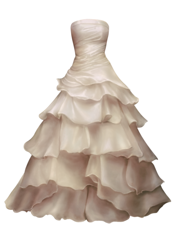 Wedding Dress PNG Picture - Dress PNG