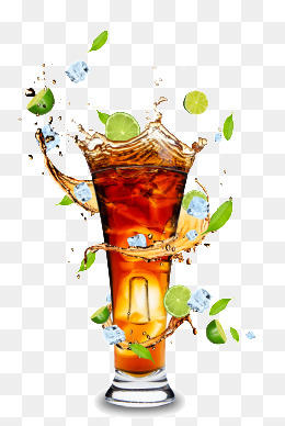 Drinks PNG HD