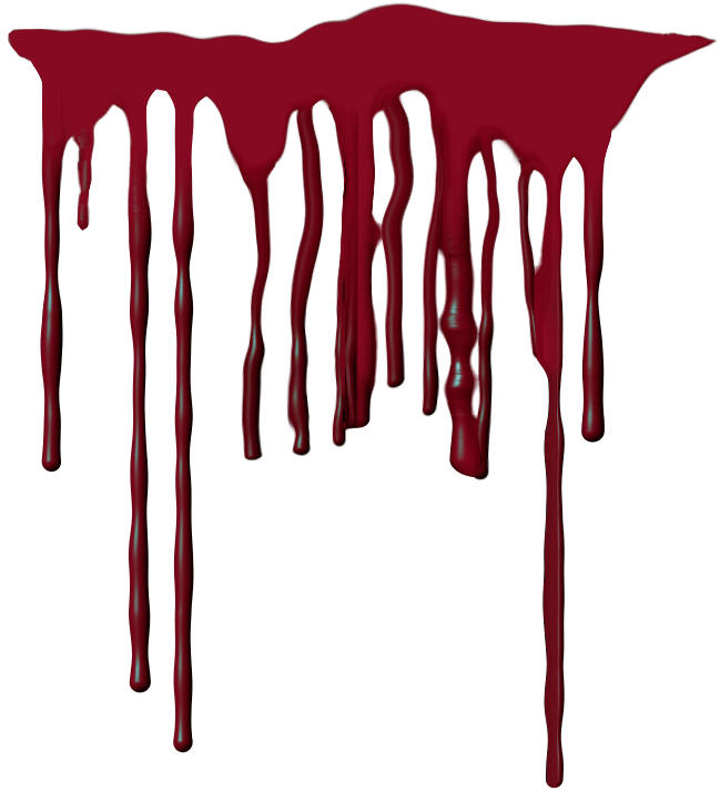 Dripping Blood PNG - 170423