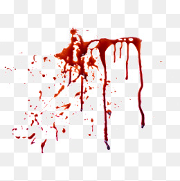 Dripping Blood PNG - 170432