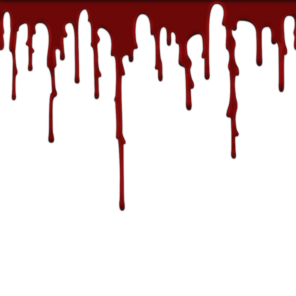 Dripping Blood PNG - 170424
