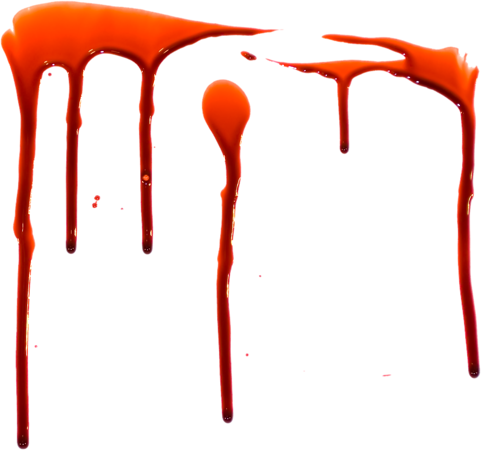 Dripping Blood PNG - 170435