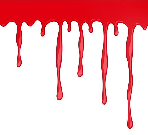 Dripping Blood PNG - 170426