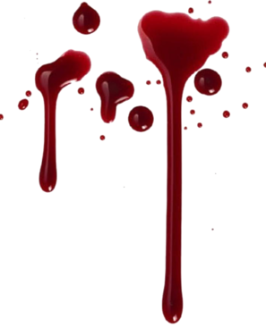 Dripping Blood PNG - 170422