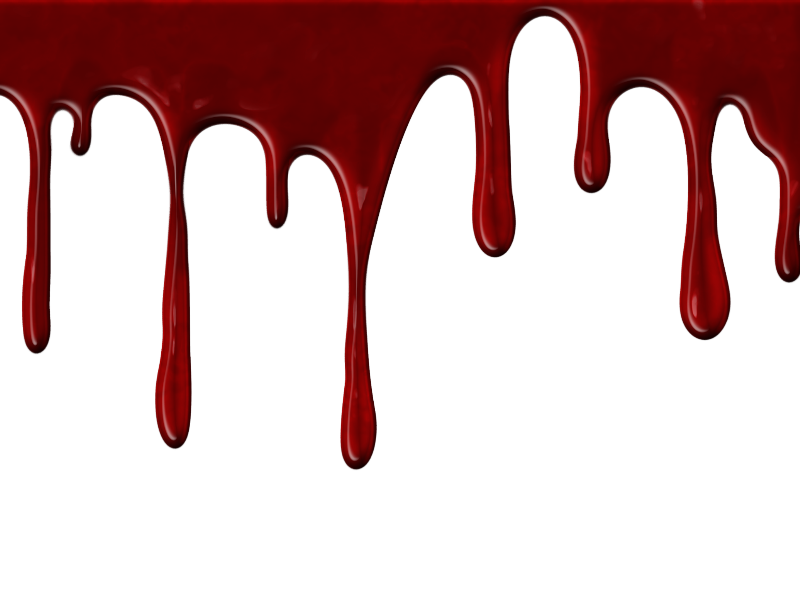 Dripping Blood PNG - 170421