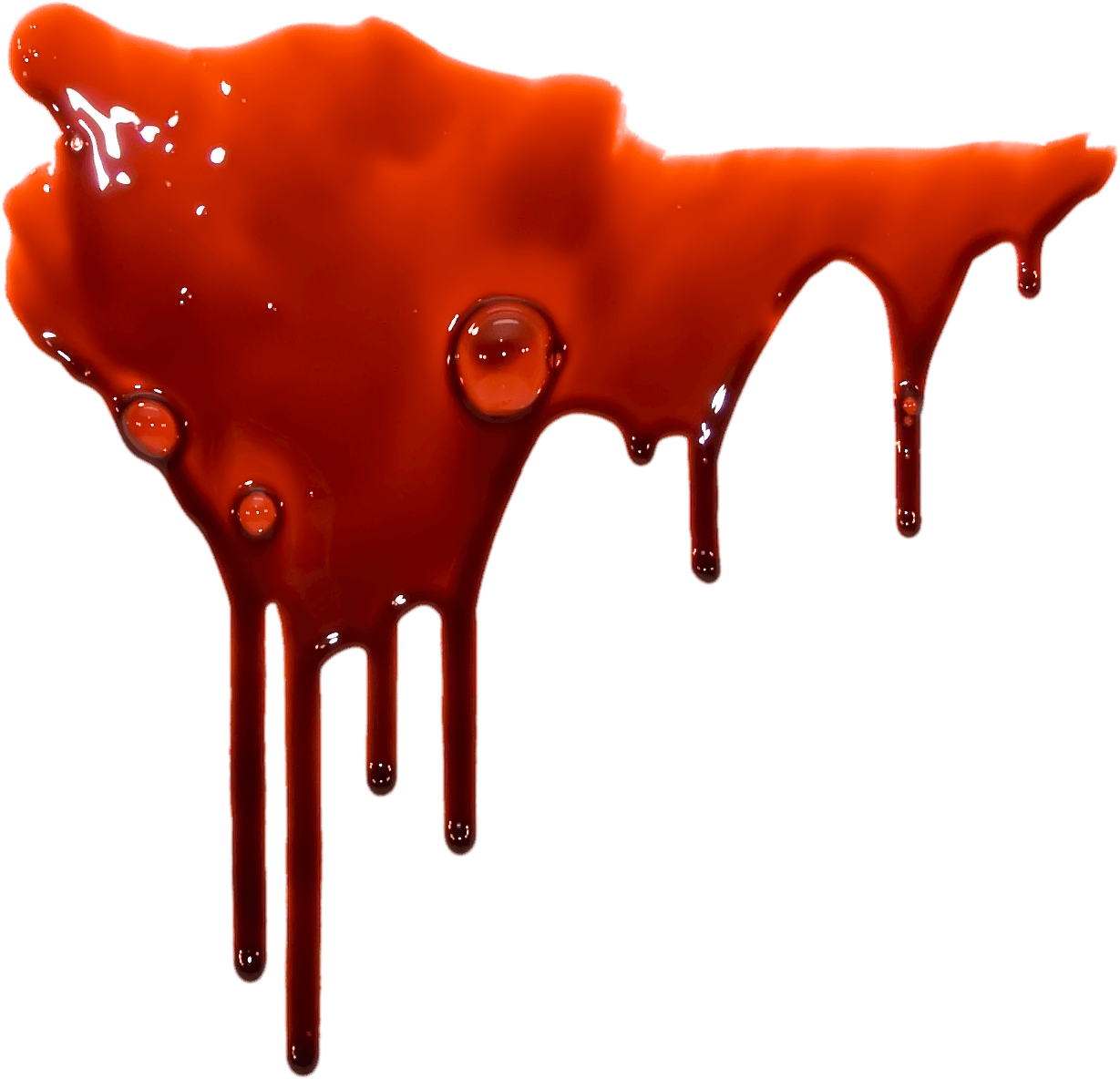 Dripping Blood PNG - 170428