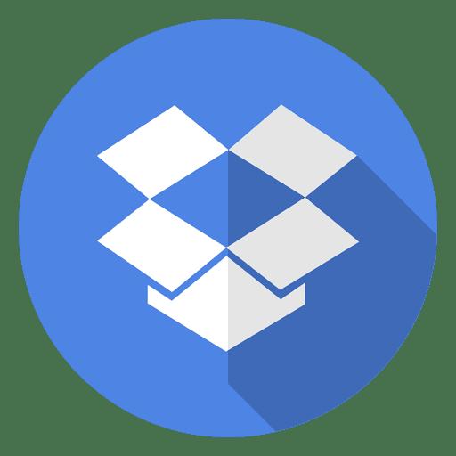 Dropbox Icon Logo - Transparent Png & Svg Vector File - Dropbox Logo PNG