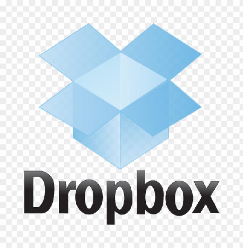 Dropbox Logo (.ai) Vector Free Download | Toppng - Dropbox Logo PNG