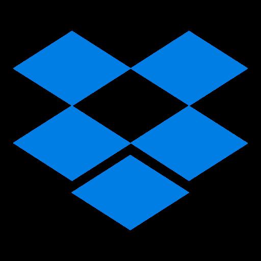 Dropbox, Logo, Logos Icon - Dropbox Logo PNG
