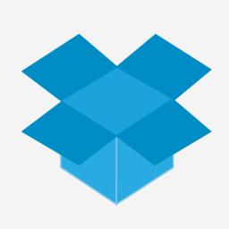 128x128 px, Dropbox Icon 256x256 png - Dropbox PNG