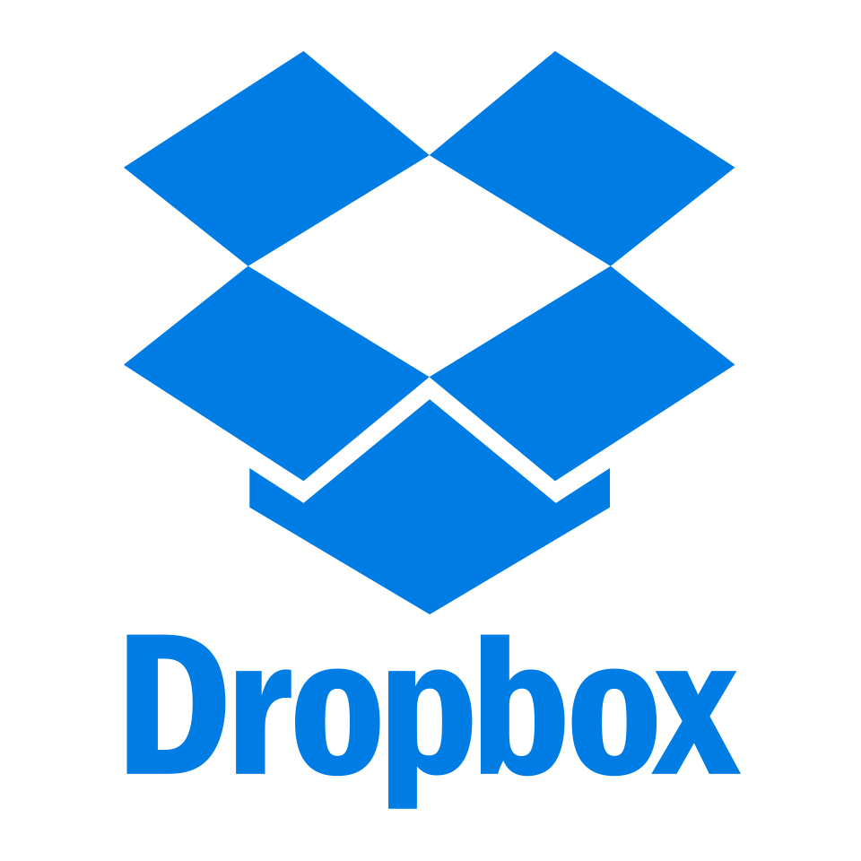 Drop box Team with Microsoft allows anyone to edit document - Dropbox PNG