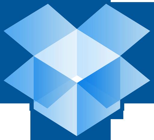 DropBox-250px.png - Dropbox PNG