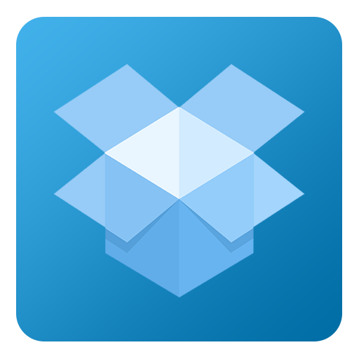 Dropbox Icon 512x512 png - Dropbox PNG