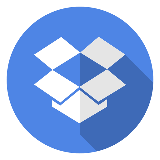 Dropbox icon logo Transparent PNG - Dropbox PNG