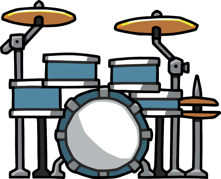 Full resolution PlusPng.com  - Drum PNG