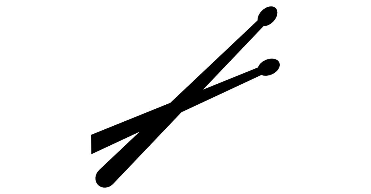 Drumsticks PNG-PlusPNG.com-1200 - Drumsticks PNG