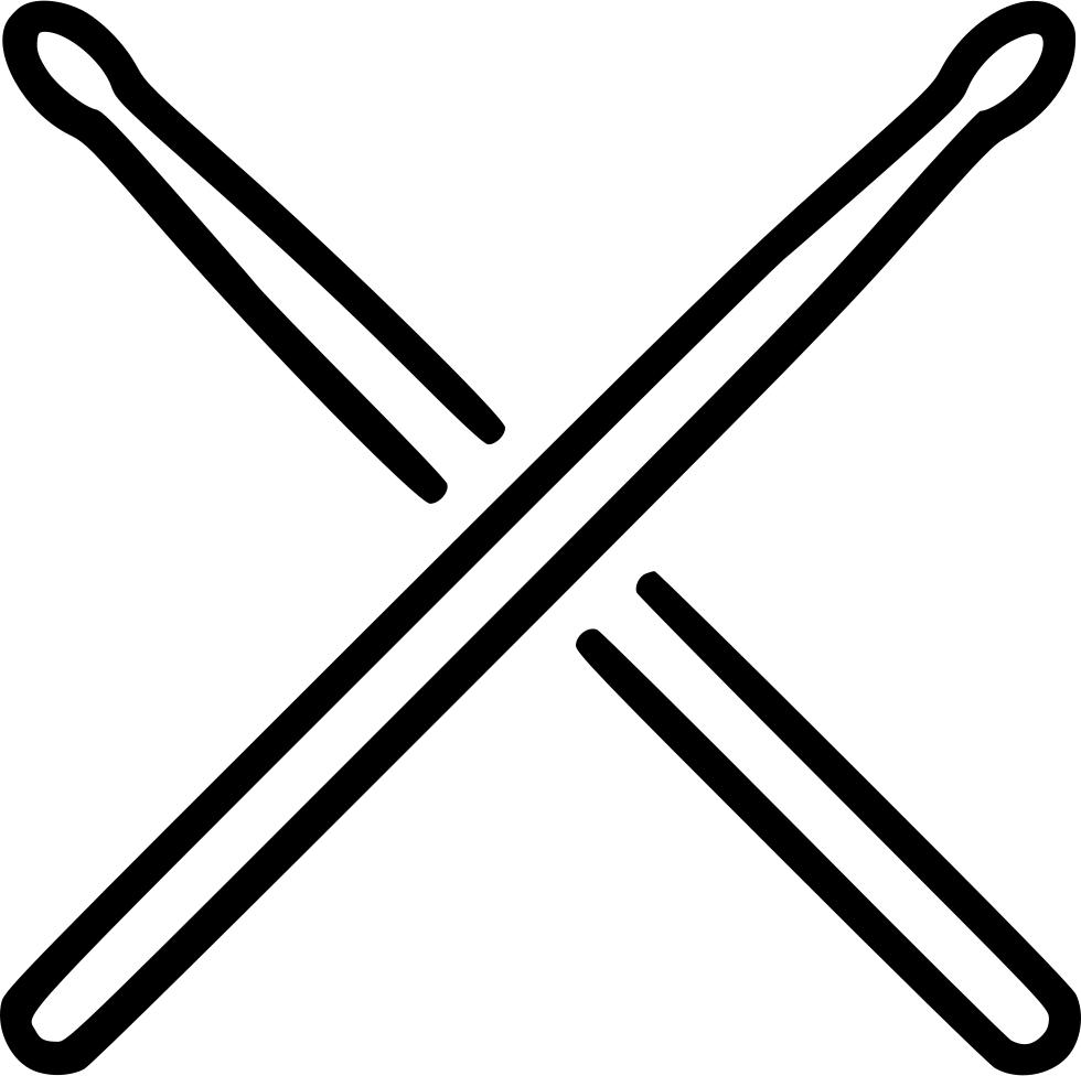 png file svg PlusPng.com  - Drumsticks PNG