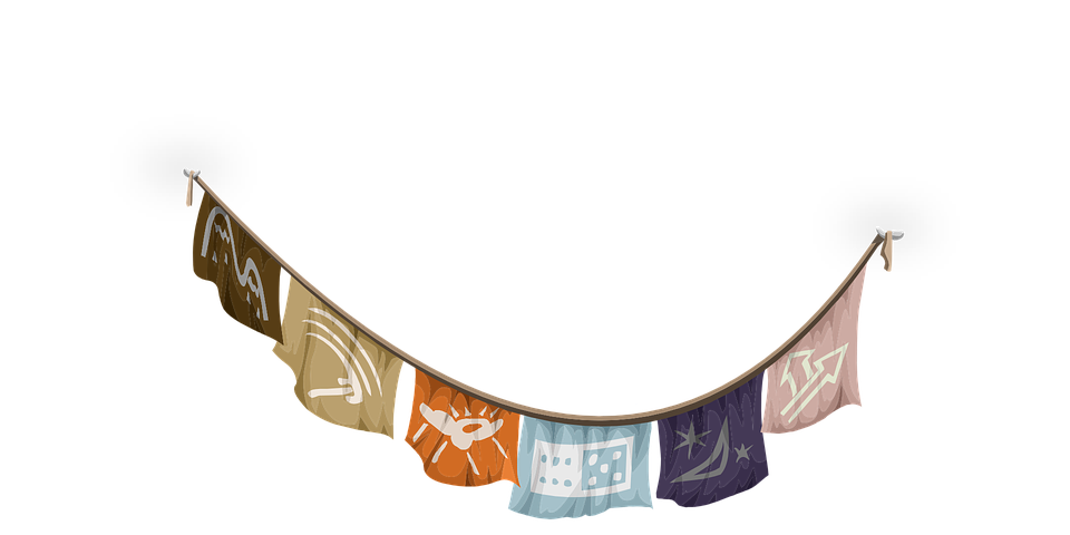 Laundry Clothesline Clothes Line Hanging Clean - Dry Clothes PNG