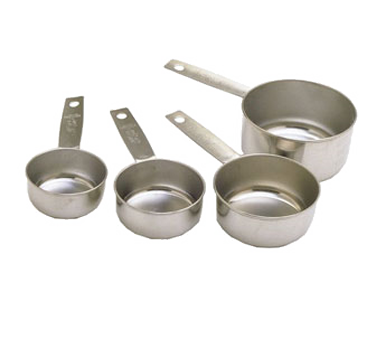 Measuring Cup Set, 1/4, 1/3, 1/2 u0026 - Dry Measuring Cups PNG