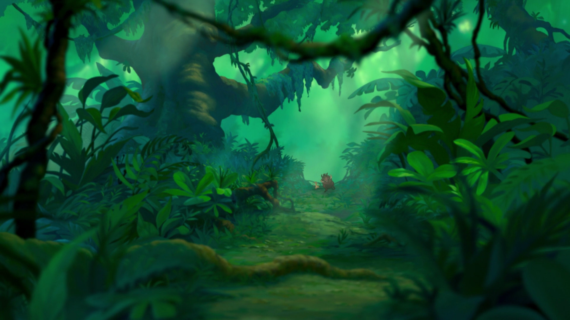 Inner_Jungle.png (PNG Image, 1920 × 1080 pixels) - Scaled (67 - Dschungel Hintergrund PNG