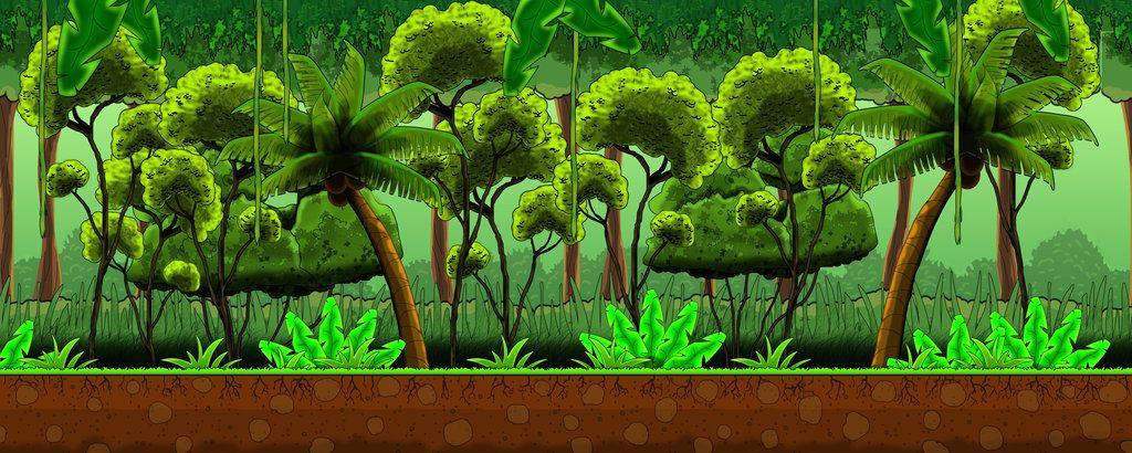 jungle background - Sök på Google - Dschungel Hintergrund PNG