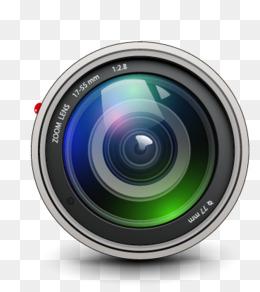 Beautifully designed camera lens vector, Camera, Shot, Beautifully Shot PNG  and Vector - Dslr Lens PNG