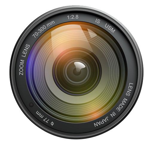 Dslr Lens PNG - 140234