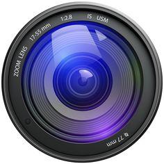 camera lens png - Google Search - Dslr Lens PNG