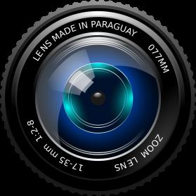 Camera Lens PNG HD - Dslr Lens PNG