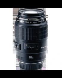 Canon EF 100mm f/2.8 USM Macro Lens - Dslr Lens PNG