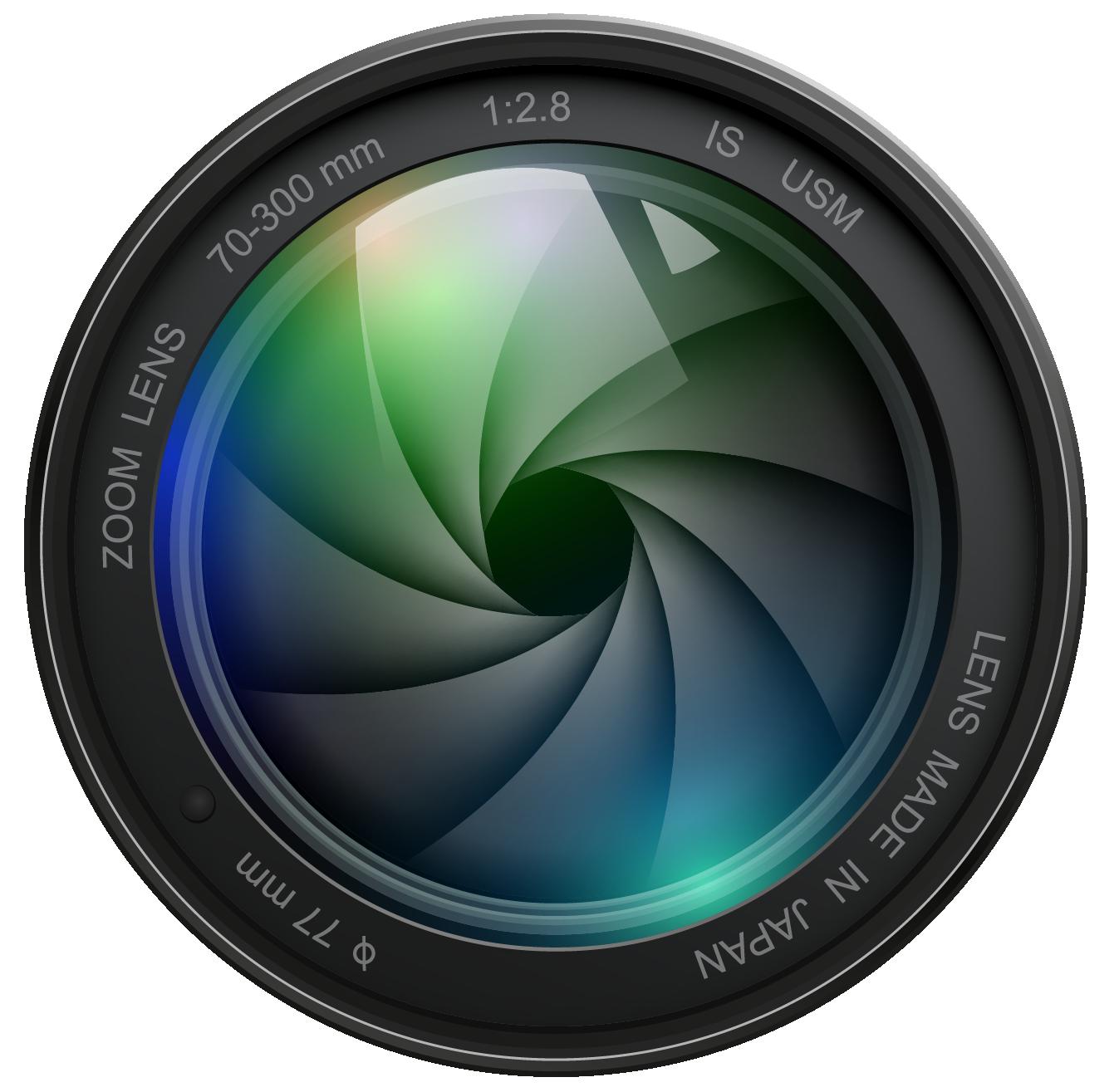 Dslr Lens PNG - 140232